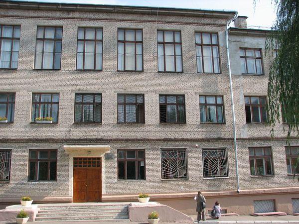Обследование строительных конструкций здания средней школы№60, по ул. Либкнехта